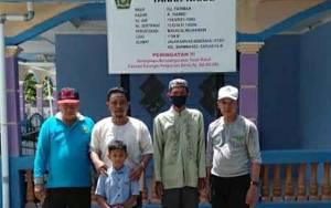 Kemenag Kapuas dan Forum Nazhir Pasang Papanisasi Tanah Wakaf