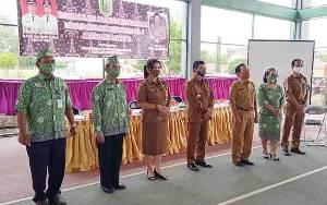 Bupati Barito Timur Buka Kegiatan Pendidikan dan Pelatihan Akutansi Koperasi