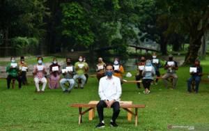 Jokowi Minta Pelaku Usaha Mikro Jangan Sampai Gulung Tikar