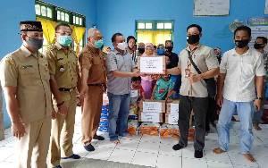 Desa Dambung Belum Tersentuh Bantuan Kementerian Sosial, Camat Diminta Usulkan