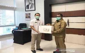 Pemkab Barito Utara Terima Bantuan Ventilator Mobile dari Pemprov Kalteng