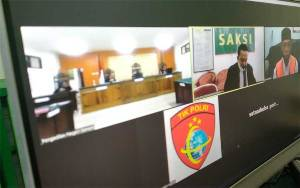 Residivis Mengaku Sabu Setengah Ons Milik Bosnya, Saat Dihubungi Ponselnya Tidak Aktif