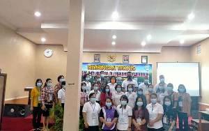 Guru BK di Gunung Mas Ikuti Bimtek Pegiat Anti Narkoba di Lingkungan Pendidikan