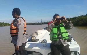 Jatuh ke DAS Kahayan Koki Kapal Masih Dalam Pencarian