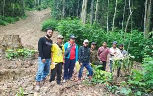 Warga Desa Muara Mea Kembali Rukun dengan PT Indexim Utama