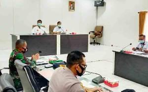 Pemkab Barito Utara Gelar Rapat Persiapan Pelaksanaan Rapid Test Massal