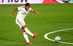 Eden Hazard Kembali Cedera