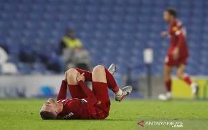 Jordan Henderson Berpeluang Dimainkan Lawan Aston Villa