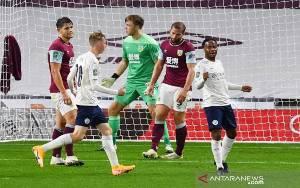 Manchester City Mulus Lewati Burnley ke Perempat Final Piala Liga