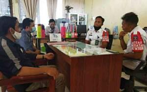 KPU Kapuas Koordinasi Dengan Rutan Kelas IIB Kuala Kapuas Lindungi Hak Pilih Warga Binaan