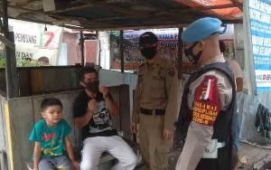 Warga Kuala Pembuang Diminta Disiplin Gunakan Masker
