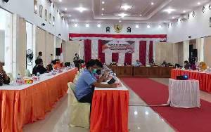 Begini Kata Ketua KPU Sukamara Terkait Rakor Daftar Pemilih Wilayah Perbatasan