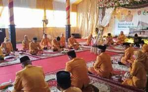 Lokasi Batomu Menyadi Selaman HUT Kotawaringin Barat Dipindah ke Istana Kuning