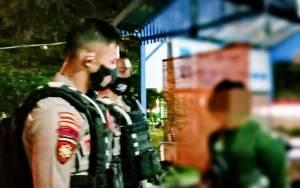Polisi Gerebek Arena Judi di Temanggung Tilung Palangka Raya
