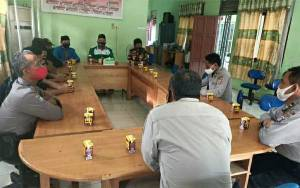 Satbinmas Polres Kapuas Sambangi FKUB untuk Pererat Silaturahmi