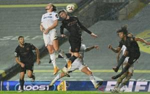 Manchester City Ditahan Imbang Leeds 1-1