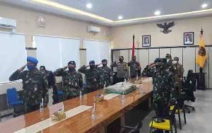 Bupati Kotawaringin Barat Ajak TNI Tingkatkan Semangat