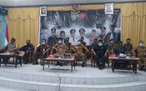 Pemkab Sukamara Terus Jalin Kerjsama Bersama TNI Membangun Daerah