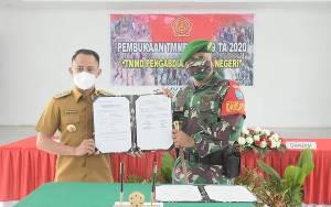 Wali Kota Palangka Raya Apresiasi Kinerja TNI