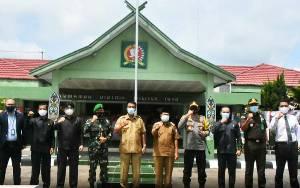 Kodim Muara Teweh Gelar Syukuran HUT ke-75 TNI