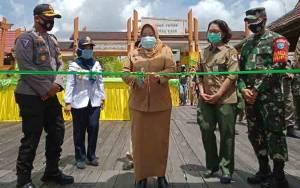Wisata TNTP Mulai Dibuka, Bupati Harap Perekonomian yang Terdampak Covid-19 Mulai Bergerak Kembali