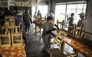 DKI Jakarta Tutup 72 Unit Usaha Karena Langgar PSBB