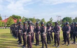 Polda Kalteng Siap Amankan Kunjungan Presiden ke Pulang Pisau 8 Oktober 2020