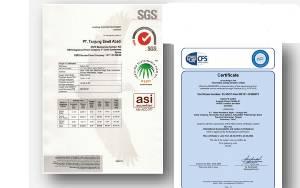 SSMS Tambah Dua Sertifikat RSPO, Bukti Keberlangsungan Usaha Perkebunan