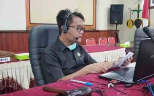 DPRD Barito Timur Rapat Bahas Raperda Rencana Detail Tata Ruang Kota Tamiang Layang