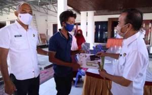 Pemkab Seruyan Kembali Serahkan Santunan Duka Cita untuk Warga