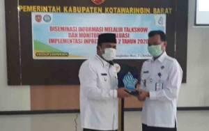 BNNP Kalteng Ajak Pemkab Kobar Aktif Cegah Penyalahgunaan Narkoba