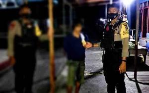 Pemuda 19 Tahun Diamankan Polisi Karena Resahkan Warga