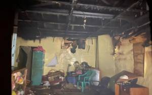 Pemkab Kotim Harus Bantu Korban Kebakaran