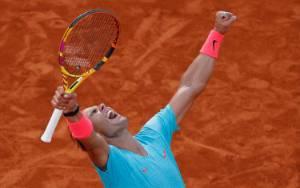 Nadal Melaju Lagi ke Final French Open untuk Gelar Grand Slam ke-20