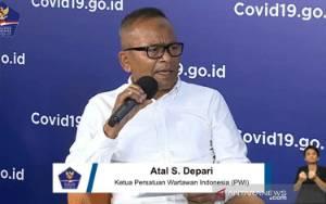 PWI: Kapolri Usut Tuntas Oknum Penganiaya Jurnalis Liput Demonstrasi