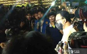 Anies Akui Tidak Dapat Menyampaikan Pendapat saat Bertemu Jokowi