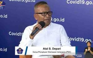 PWI Minta Kapolri Usut Tuntas Oknum Penganiaya Wartawan Liput Demonstrasi