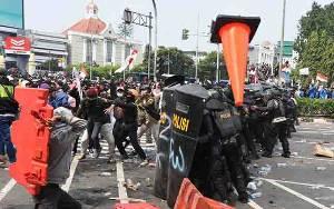 Wagub DKI: Belum Ada Indikasi Lonjakan Kasus Covid-19 Akibat Demonstrasi