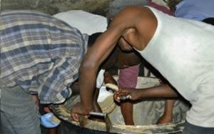 Sejumlah Tahanan di Kongo Tewas karena Kurang Nutrisi