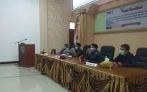 KPU Seruyan Gelar Pencermatan dan Uji Petik DPS