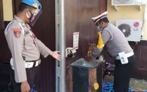 Personel Polres Seruyan Diharapkan Jadi Contoh Penerapan Protokol Kesehatan