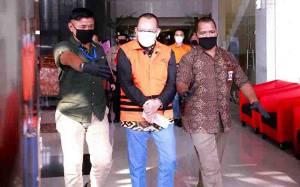 KPK Limpahkan Berkas Perkara Nurhadi ke Pengadilan