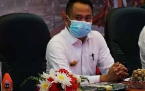 Wali Kota Palangka Raya Studi Banding Pemulihan Ekonomi di Kotim