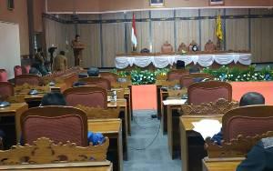 Fraksi DPRD Kotim Sepakati Raperda Perubahan Pilkades Dibahas
