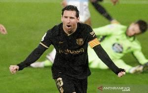 Lionel Messi Akui Tidak Terlalu Terobsesi untuk Cetak Gol