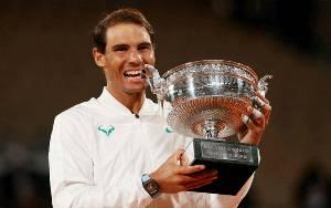 Nadal Juarai French Open untuk ke-13 Kalinya