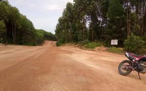 Jalan Penghubung Desa Telah Selesai, PT Korintiga Hutani akan Serahkan ke Pemkab Kobar