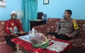 Kapolres Seruyan Silaturahmi ke Kediaman Ketua LDII