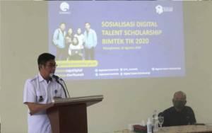 KominfoSantik Kalteng: Perlu Kesadaran Masyarakat Dalam Gunakan Media Sosial untuk Tangkal Hoaks