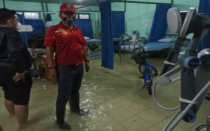 Banjir di RSUD dr Murjani Sampit, 4 Ruangan Ini Terpaksa Tidak Layani Pasien